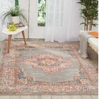 Dorset Gray Area Rug Rug Size: Rectangle 9' x 12'