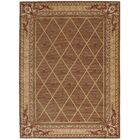 Payzley Cocoa Area Rug Rug Size: Rectangle 3'6