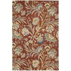 Elderton Hand-Tufted Red Area Rug Rug Size: Runner 2'3