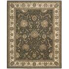 Ellerswick Hand Woven Wool Slate Indoor Area Rug Rug Size: Rectangle 5'6