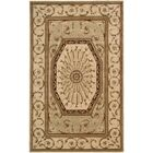 Brownlee Brown/Tan Area Rug Rug Size: Rectangle 5'3