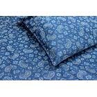 Bandana 300 Thread Count Cotton Sateen Sheet Set Size: Twin