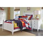 Quahog Panel Bed Size: Twin