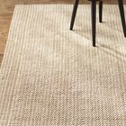 Heyburn Ivory/Beige Area Rug Rug Size: Rectangle 9' x 12'