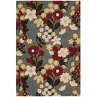 Huetter Hand-Tufted Wool Brown Area Rug Rug Size: Rectangle 7'9