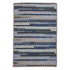 Byron Blue Area Rug Rug Size: Rectangle 2' x 3'