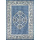 Miley Blue Indoor/Outdoor Area Rug Rug Size: Rectangle 8'6