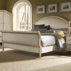 Daniella Upholstered Sleigh Bed Size: California King