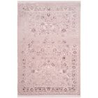 Elodie Plum Area Rug Rug Size: Rectangle 4' x 6'