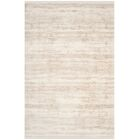 Elodie Creme Area Rug Rug Size: Rectangle 8' x 10'