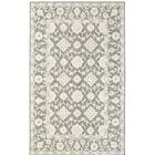 Hermínia Hand-Tufted Oriental Gray Area Rug Rug Size: Runner 2'5