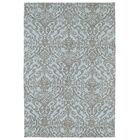 Theroux Blue Area Rug Rug Size: Rectangle 8' x 10'