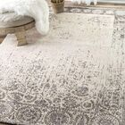 Guerande Beige Area Rug Rug Size: Rectangle 7'6