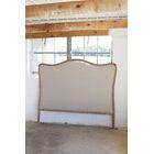 Quintanar King Upholstered Panel Headboard