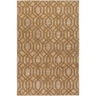 Cheyney Hand Woven Beige/Brown Area Rug Rug Size: Rectangle 8' x 11'