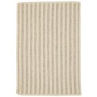 Cadenville Hand-Woven Natural Wool Area Rug Rug Size: Rectangle 12' x 15'