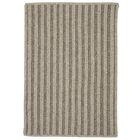 Cadenville Hand-Woven Gray Area Rug Rug Size: Rectangle 3' x 5'