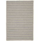 Tidewater Striped Hand-Woven Natural Indoor/Outdoor Area Rug Rug Size: 9' x 12'