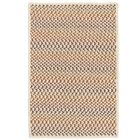 Arvie Hand-Woven Natural Wool Area Rug Rug Size: Square 10'