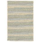 Arvie Hand-Woven Natural Area Rug Rug Size: Rectangle 2' x 3'