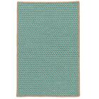 Mammari Hand-Woven Blue Indoor/Outdoor Area Rug Rug Size: Rectangle 12' x 15'