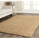 Calidia Hand-Loomed Gold Area Rug Rug Size: Rectangle 9' x 12'