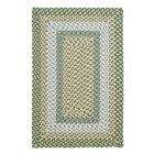 Marathovounos Pad Green Rug Rug Size: Rectangle 10' x 13'