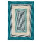 Marathovounos Hand-Woven Wool Blue Area Rug Rug Size: Rectangle 12' x 15'