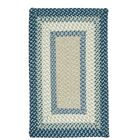 Marathovounos Blue Burst Kids Indoor/Outdoor Area Rug Rug Size: Rectangle 5' x 8'