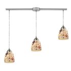 Mariam 3-Light Cluster Pendant