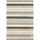 Brookvale Hand-Knotted Gray Area Rug Rug Size: Rectangle 9' x 12'