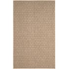 Dowell Hand-Woven Jute Area Rug Rug Size: Rectangle 3' x 5'