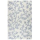 Maryland Hand-Tufted Ivory Indoor/Outdoor Area Rug Size: Rectangle 5' x 7'6