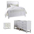 Elosie Panel Configurable Bedroom Set