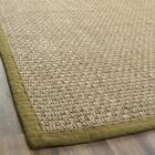 Greene Hand-Woven Beige Area Rug Rug Size: Rectangle 5' x 8'