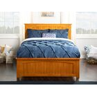 Graham Storage Platform Bed Size: Full, Color: Caramel Latte