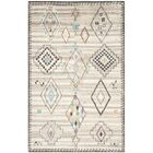 De Beque Hand-Woven Natural Area Rug Rug Size: Rectangle 5' x 8'