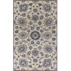 Glade Park-Gateway Hand-Tufted Ivory/Gray Area Rug Rug Size: Rectangle 3'3