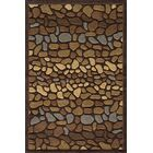 Baileyville Hand-Tufted Brown Area Rug Rug Size: Rectangle 8' x 10'