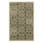 Calistoga Warner Olive Green/Taupe Area Rug Rug Size: Rectangle 10' x 8'