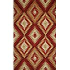 Madison Hooked Indoor/Outdoor Area Rug Rug Size: Rectangle 3'9