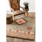 Claghorn Hand-Tufted Gray Area Rug Rug Size: Rectangle 6' x 9'