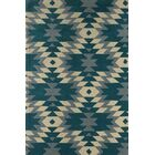 Alverstone Hand-Tufted Lapis Area Rug Rug Size: Rectangle 4' x 6'