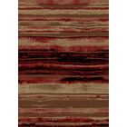Chateaux Red/Brown Area Rug Rug Size: 5' x 8'