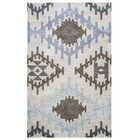 Upper St. Vrain Hand-Tufted Light Gray Area Rug Rug Size: Rectangle 8' x 10'