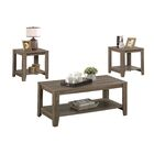Balderston 3 Piece Coffee Table Set