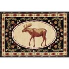 Predmore Hearth Area Rug Rug Size: Rectangle 2' 7