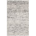 Costa Mesa Ivory/Silver Area Rug Rug Size: Runner 2'6