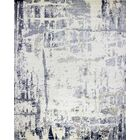 Kaylee Handmade Ivory/Grey Area Rug Rug Size: Rectangle 6' x 9'