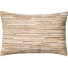 Marius Lumbar Pillow Color: Beige